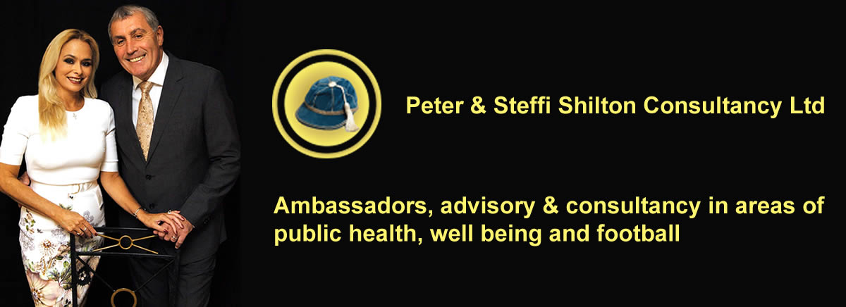 Peter and Steffi Shilton